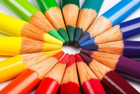 mau sac - colour - tienganhaz.com