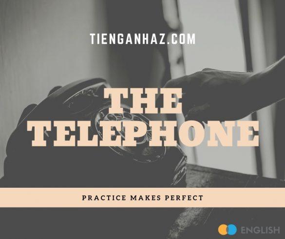 Dien thoai Telephone