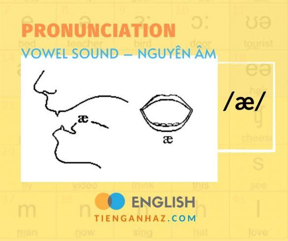 Pronunciation | Vowel Sound - Nguyên âm /æ/